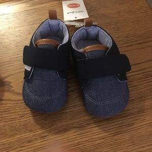 New Cat & Jack  6-9 months baby shoes